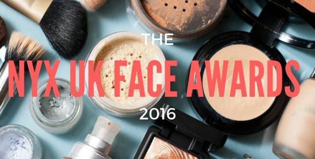 NYX UK FACE Awards