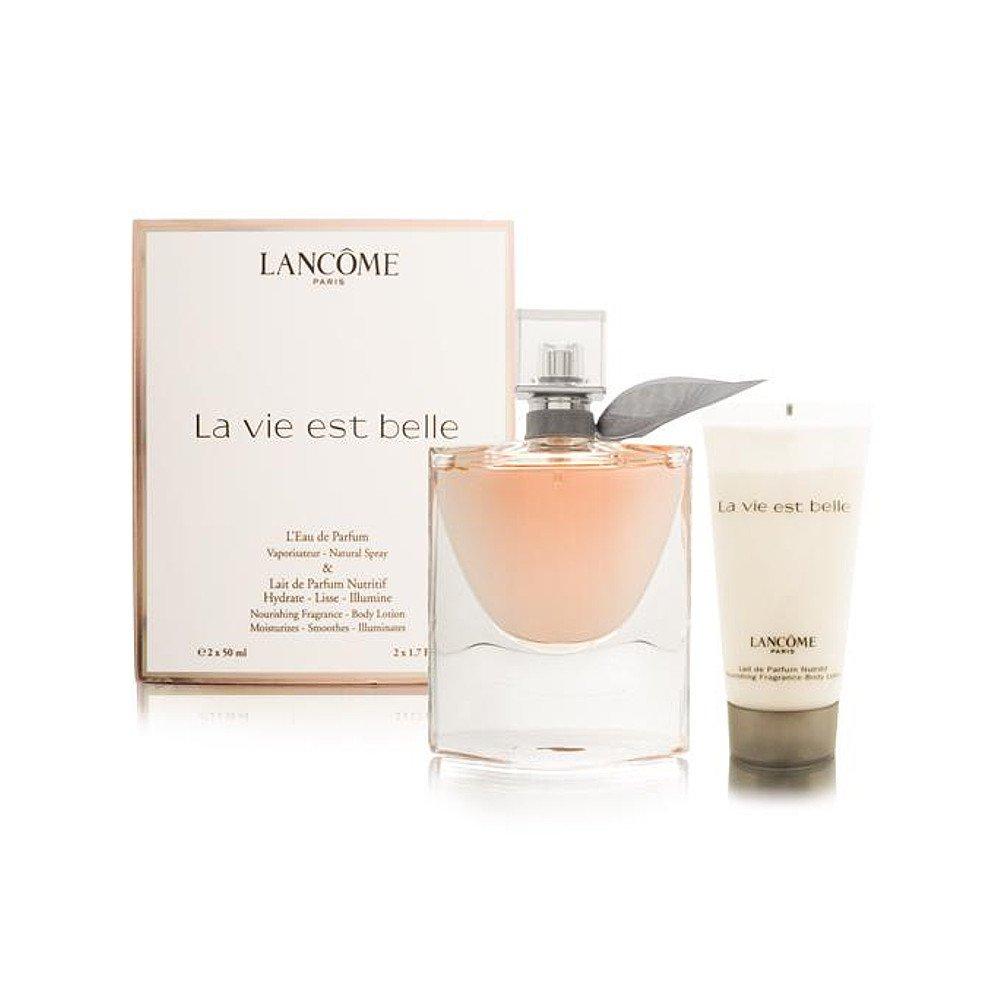 lancome la vie est belle edp gift set 50ml the beauty store. Black Bedroom Furniture Sets. Home Design Ideas