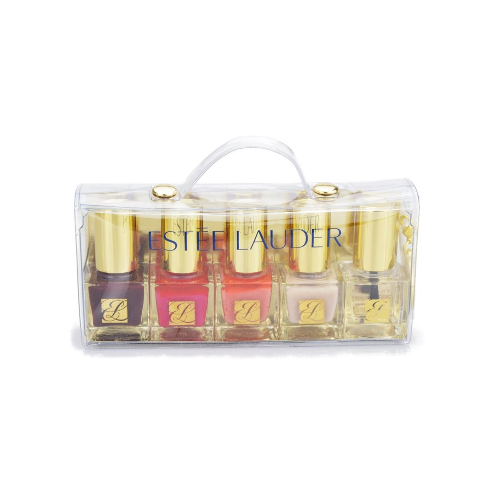 Estee Lauder Pure Color Nail Lacquer Travel Pack | The Beauty Store