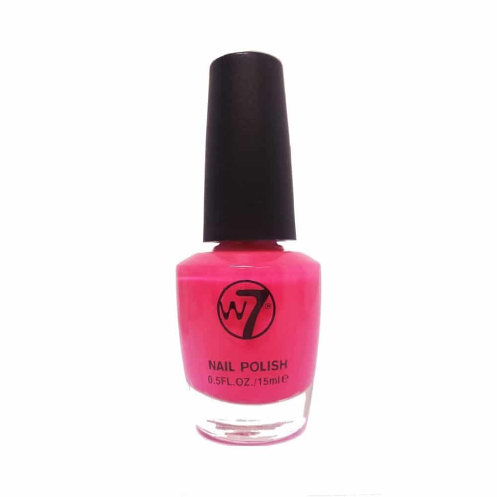 W7 Neon Nail Polish 15ml - Nail Polish at The Beauty Store