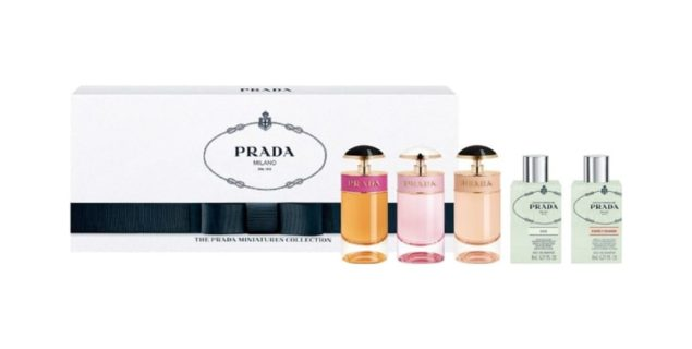 Prada The Prada Miniatures Collection Fragrance Set
