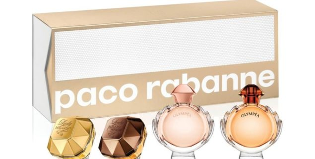 Paco Rabanne Miniature Fragrance Collection Set for Her
