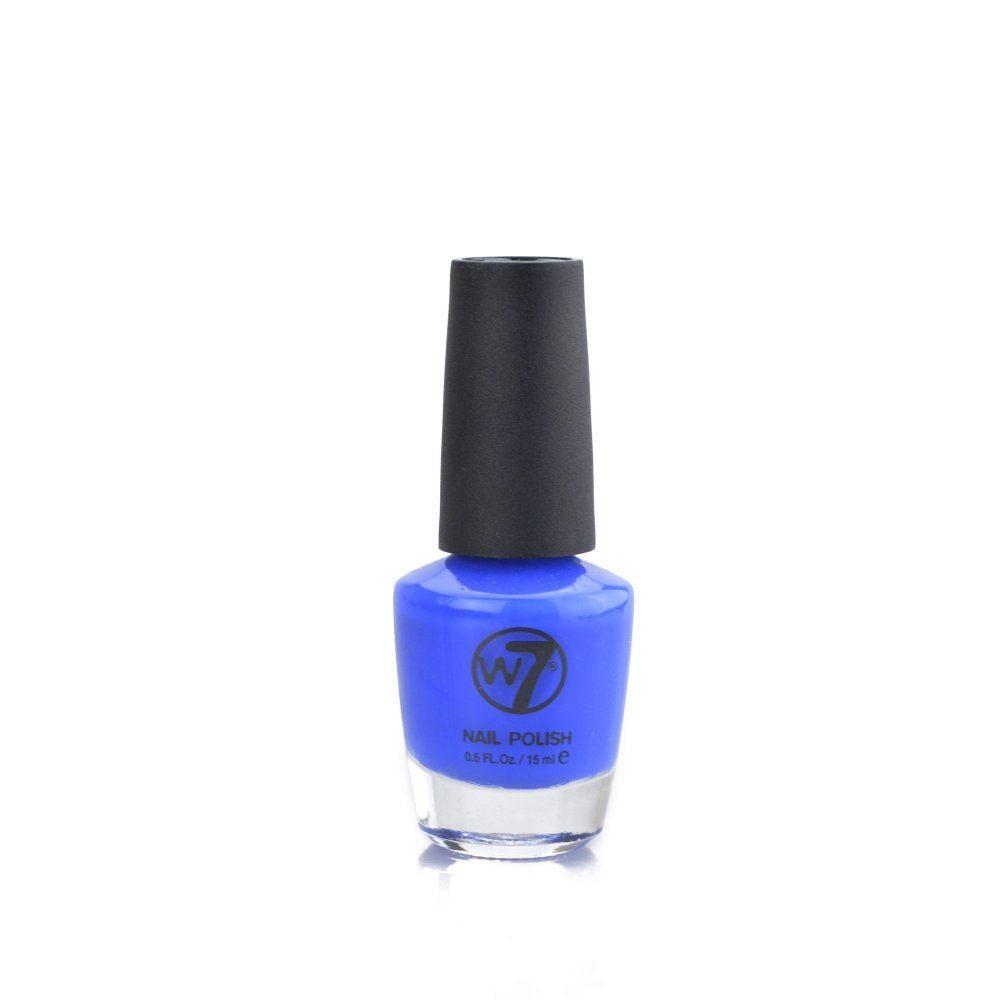 Blue Nail Varnish Uk: Nail Polish At The Beauty Store