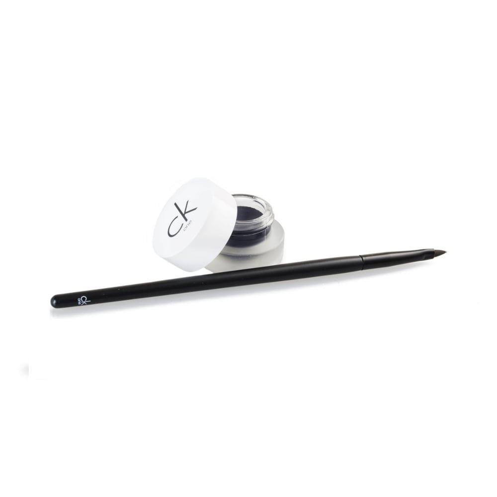 Calvin Klein Ck One Gel Eyeliner With Free Brush The Beauty Store Jill Liner Black