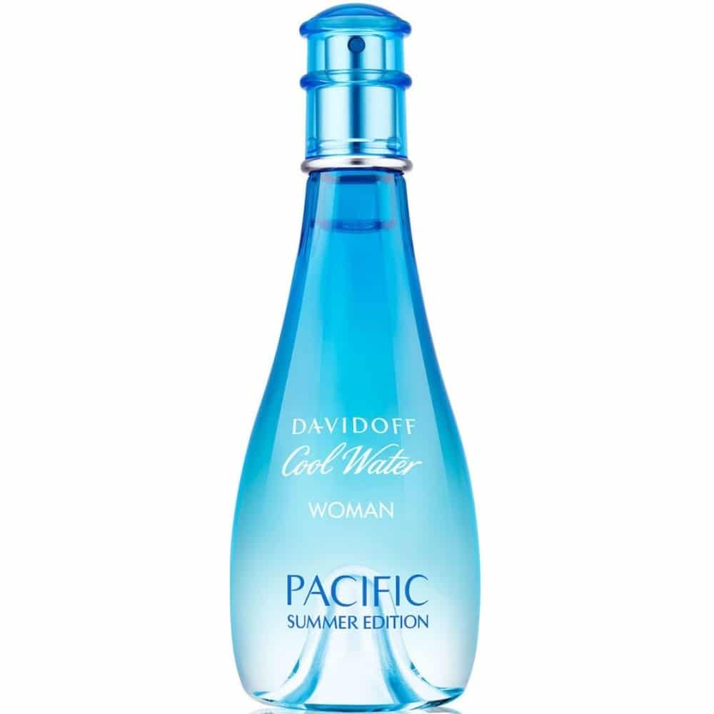 5325af8a26 Davidoff Cool Water Woman Pacific Summer Edition - The Beauty Store