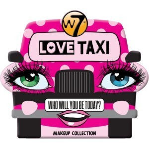 W7 Love Taxi Makeup Collection