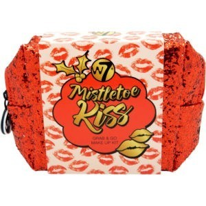 W7 Mistletoe Kiss Grab & Go Makeup Kit