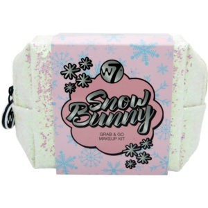 W7 Snow Bunny Grab & Go Makeup Kit
