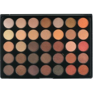 W7 Taxi 35-Piece Shimmering Eyeshadow Palette