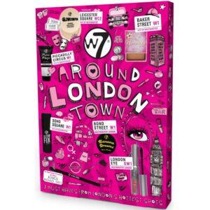 W7 Around London Town 7-Piece Makeup Kit