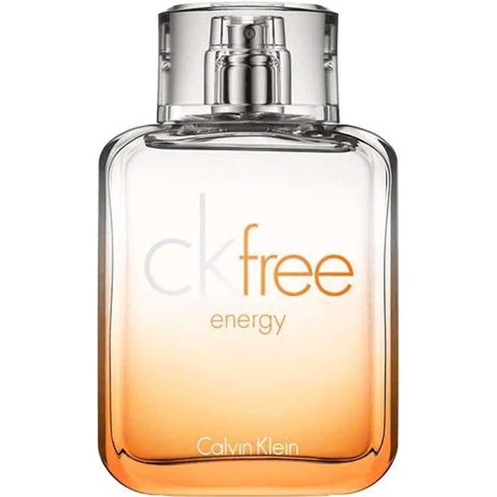 Calvin Klein CK Free Energy Eau de Toilette Spray 100ml