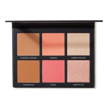LaRoc Pro 6 Colour Contour Palette - Sculpt and Glow