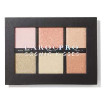 LaRoc Pro 6 Highlighter Palette - Cosmic Kisses