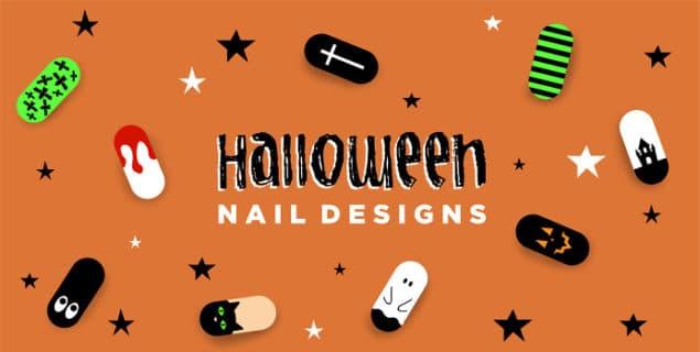 Halloween Nails Blog Image
