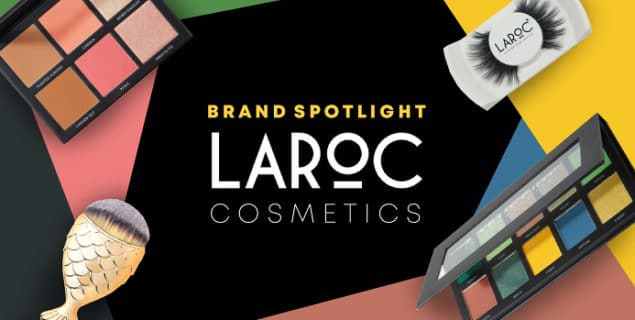 Laroc Cosmetics Brand Spotlight
