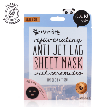 Oh K! Anti-Jet Lag Sheet Mask