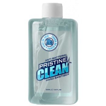 Pristine Clean 70% Alcohol Hand Sanitiser Gel 100ml