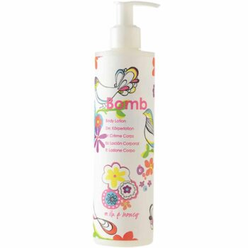 Bomb Cosmetics Milk and Honey Body Lotion 300ml