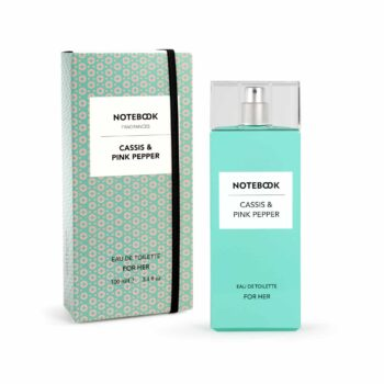 Notebook Cassis & Pink Pepper for Her Eau de Toilette Spray 100ml
