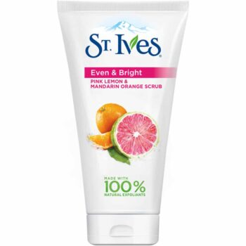 St. Ives Radiant Skin Pink Lemon & Mandarin Orange Scrub 150ml